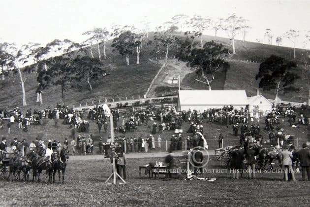 104. Camperdown Showgrounds, c.1890