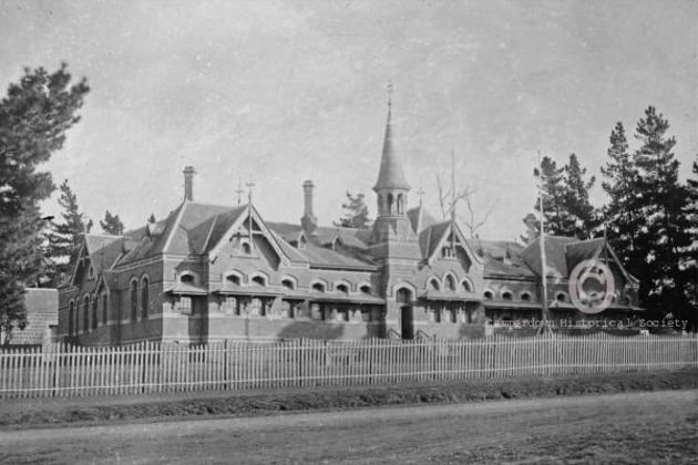 133aa - Camperdown State School, c1890