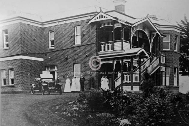 22a - Camperdown Hospital, 1912