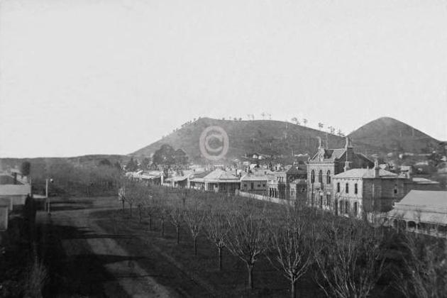 5a - Manifold St. Camperdown, c1890