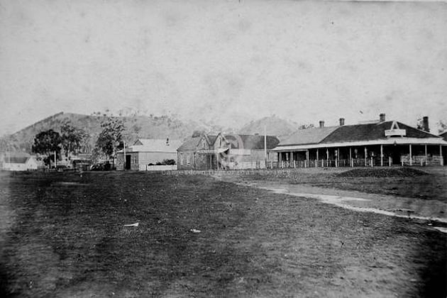 6a - Manifold St. Camperdown, c1865
