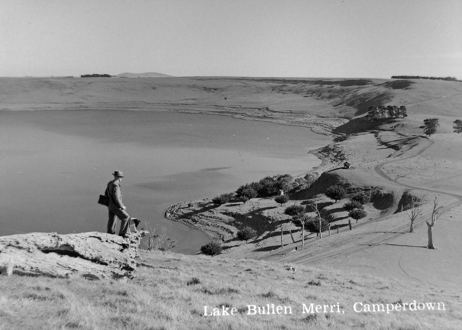 Lake Bullen Merri 1948