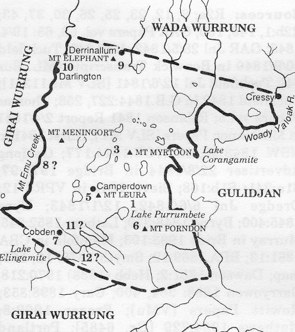Territory of the Djargurd Wurrung
