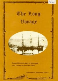 long voyage front cover