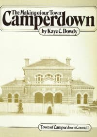 making of camperdown front cover