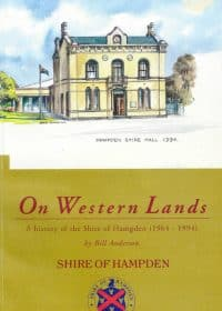 on western lands front cover