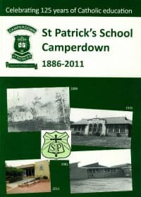 st patricks school front cover