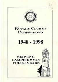the rotary club front cover