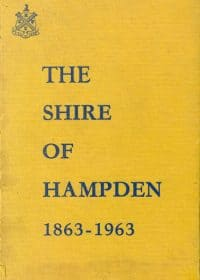 the shire of hampden front cover