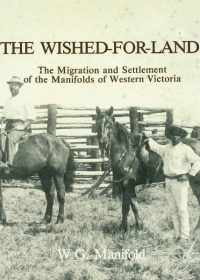 the wished for land front cover