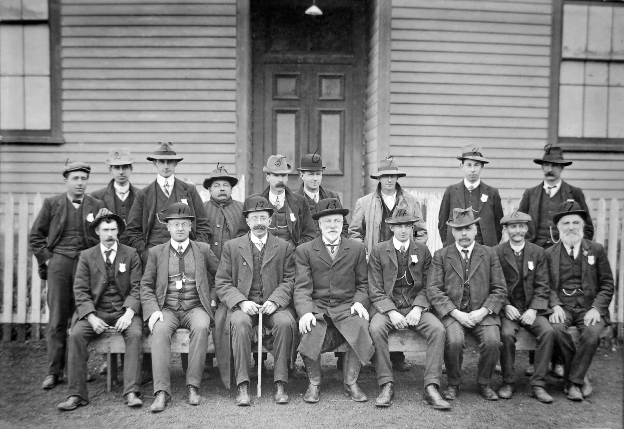Temperance Society Committee. Article by Maree Belyea in October 2020 CDHS Newsletter - Every Picture Tells a Story.